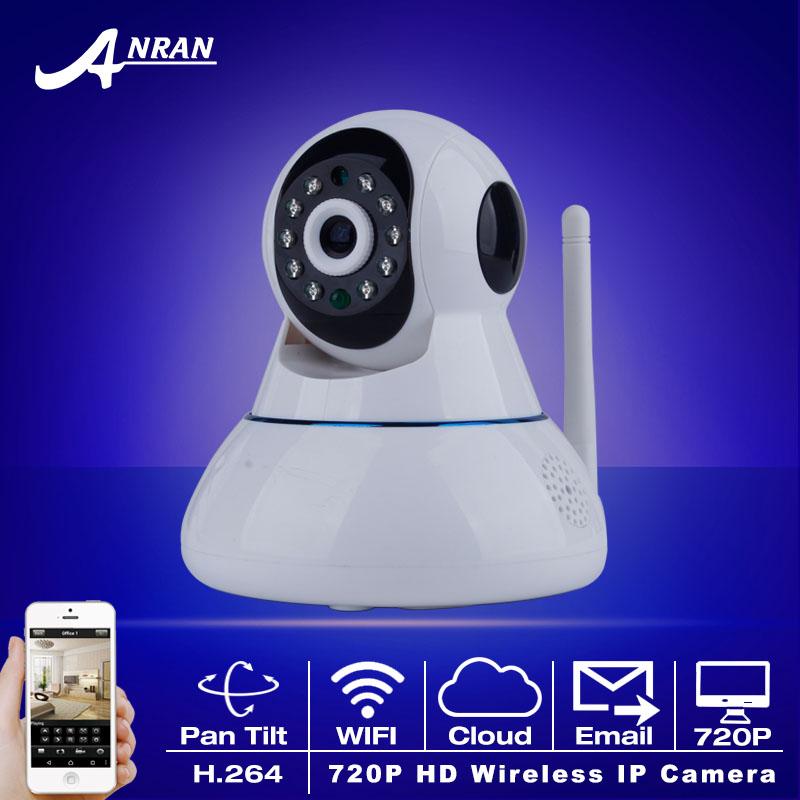 2016 New List WIFI CCTV Mini IP Camera 720P HD Baby Monitor P/T Micro TF Card Wireless Security Surveillance Camera Android APP(China (Mainland))