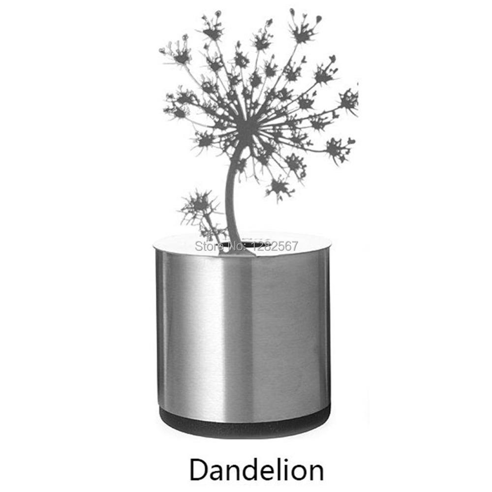 LUFY Shadow Projection Lamp Romantic Atmosphere Night Light LED Decor Dandelion(China (Mainland))