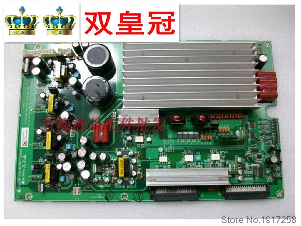 Фотография 42V5 Plasma Y board 6870QYE007H 6871QYH027B Used disassemble