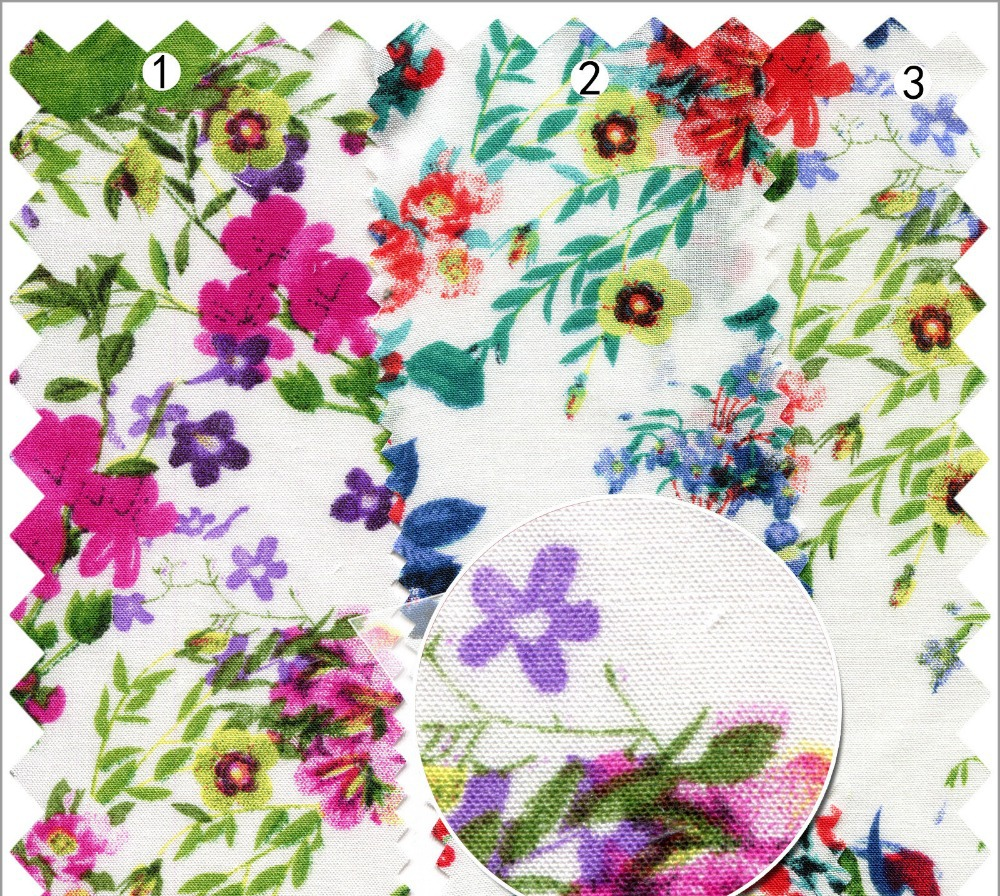 Reactive printed rayon material woven cloth wholesale boys and girls clothing dress fabric(China (Mainland))
