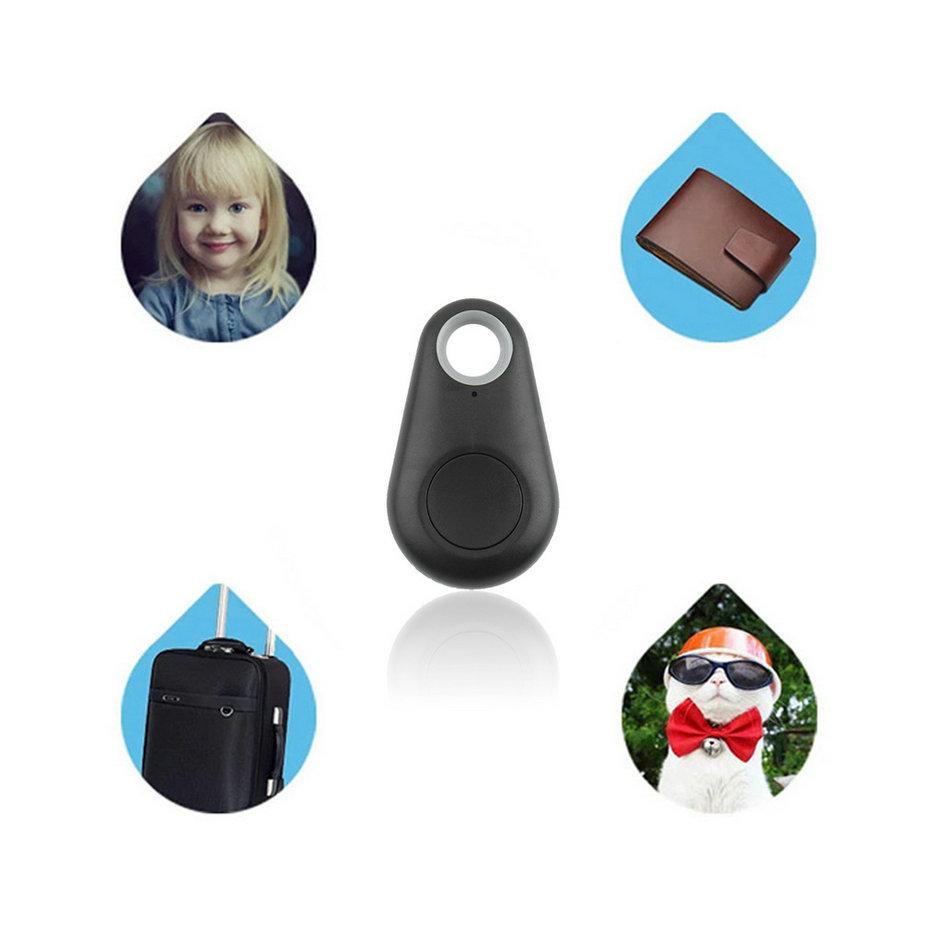 Гаджет  1pcs Smart Bluetooth 4.0 Tracer GPS Locator Tag Alarm Wallet Key Pet Dog Tracker Hot Worldwide Promotion None Автомобили и Мотоциклы
