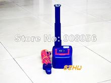 12V Car electric hydraulic jack NE-345 with LED, Min/Max height: 145/345MM largest top-heavy:1000KG car tool, for family cars!(China (Mainland))