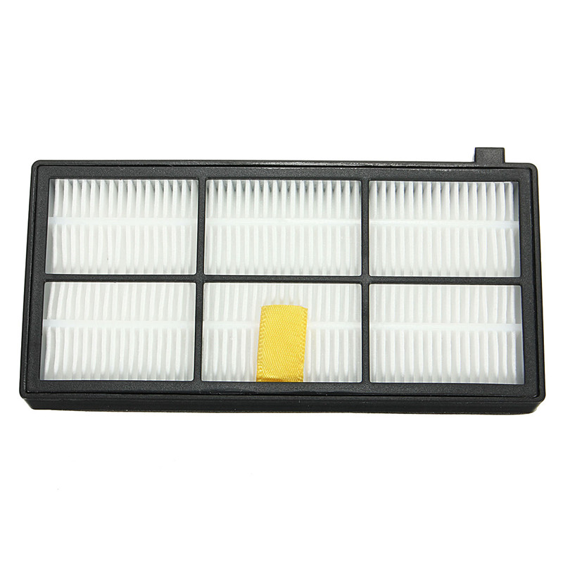 Vac Filters Replacement Part For Irobot Roomba 800 870 880 Series Vacuum Cleaner Vacuum Robots Cleaner Parts Hepa Filter(China (Mainland))