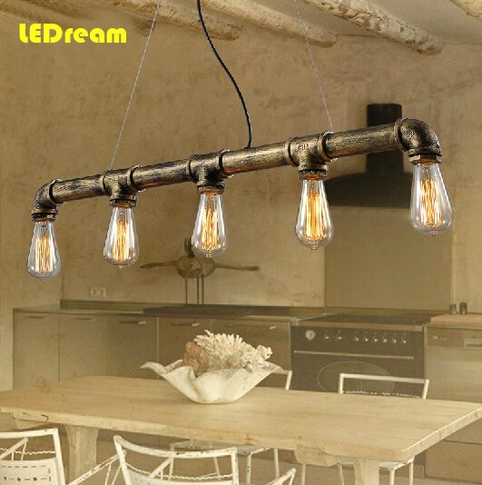 Freeing Shipping LED Lamps Loft Style Retro Restaurant Bar