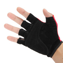 Hot selling Men Women Gym Body Building Weight Lifting Training Fitness Gloves Sports Exercise Slip-Resistant Dumbbell Workout G