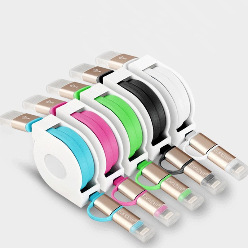 GOESTIME Flat Noodle Cable Micro USB Data Cable for iPhone Sync Charger Date Line for Samsung Galaxy S6 HTC Colorful Flat Cable(China (Mainland))