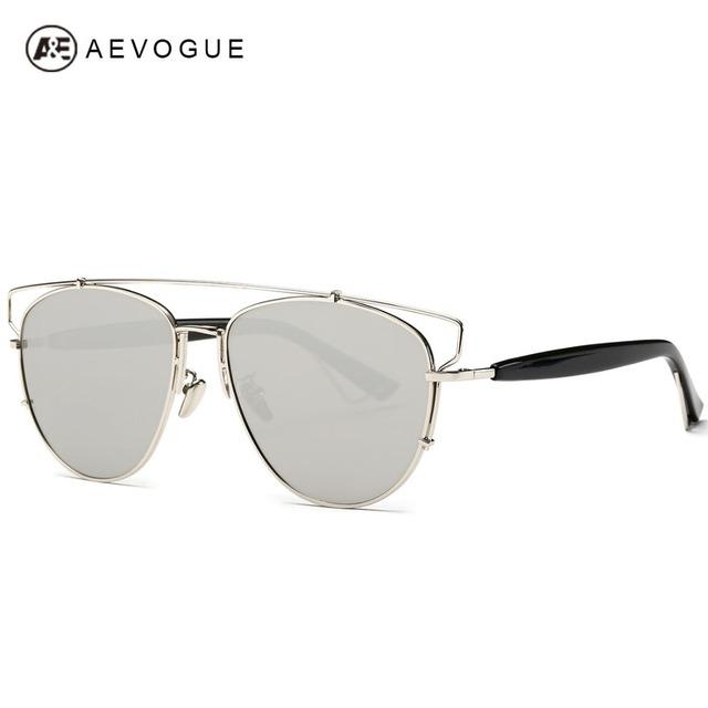 Aevogue новые марка дизайн поляризованных солнцезащитных очков женщин жк-поляроид покрытие линз солнцезащитные очки Gafas óculos De Sol UV400 AE0247