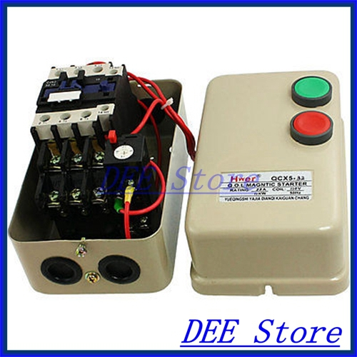 Online buy wholesale magnetic starter from china magnetic for 15 hp 3 phase motor