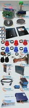 Arcade parts Bundles with 412 in 1 game elf coin door long shaft Joystick Silver coin acceptor button Jamma Harness Power supply(China (Mainland))
