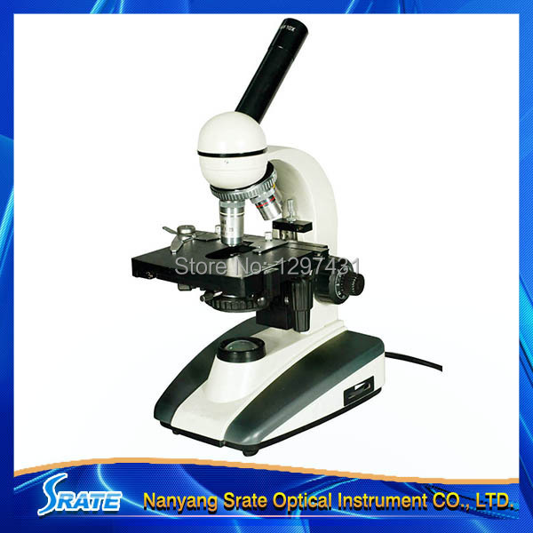 40-1000x  Compound Biological Teaching Microscope for School Education<br><br>Aliexpress