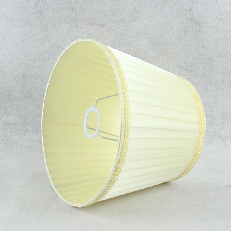 30cm Large Traditional Round Fabric Lampshade table, Modern decorative lamp shades for table lamps(China (Mainland))