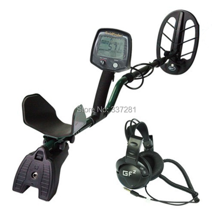 Underground Metal Detector Professional Gold Finder+headphone+charger+individual white box package(China (Mainland))