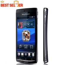 LT18i Original Sony Xperia Arc S LT18 Mobile phone Android 2.3 WIFI A-GPS 4.2 TouchScreen 3G 8MP Free Shipping(China (Mainland))