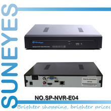 SunEyes 4ch/8ch NVR Network HD Video Recorder 720P/1080P Support  ONVIF 1080P HDMI Output 1U SP-NVR-E04/SP-NVR-E08