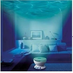 Ocean projection lamp romantic birthday gift male practical gifts
