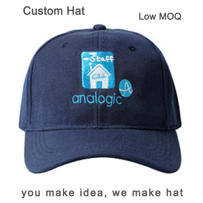 fastener tape strap back close adjustable metal clasp customer design custom fishing hat Belgium market(China (Mainland))