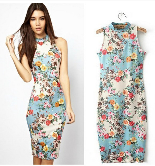 floral dresses for women casual