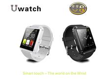 Bluetooth-смарт часы наручные часы U8 U часы smartwatch одежда для всех android-телефонов смартфоны для мужчин для женщин бесплатная доставка