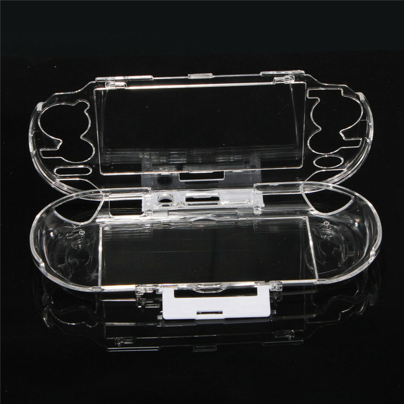 2015 New Arrival Fashion Design Protective Clear Crystal Guard Case Cover Skin Shell for Sony For PS Vita For PSV 1000<br><br>Aliexpress