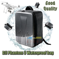 2015 Newest Drop shipping DJI Phantom Backpack Bag Waterproof for DJI Phantom 3 GPS RC Camera