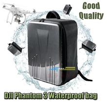 2015 Newest Drop shipping DJI Phantom Backpack Bag Waterproof for DJI Phantom 3 GPS RC Camera Drone Helicopter Quadcopter toys