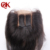 "Brazilian Straight Hair Lace Top Closure 5x5"" Virgin Brazilian Lace Part Closure 3 way Part Bleached knots Hair piece"