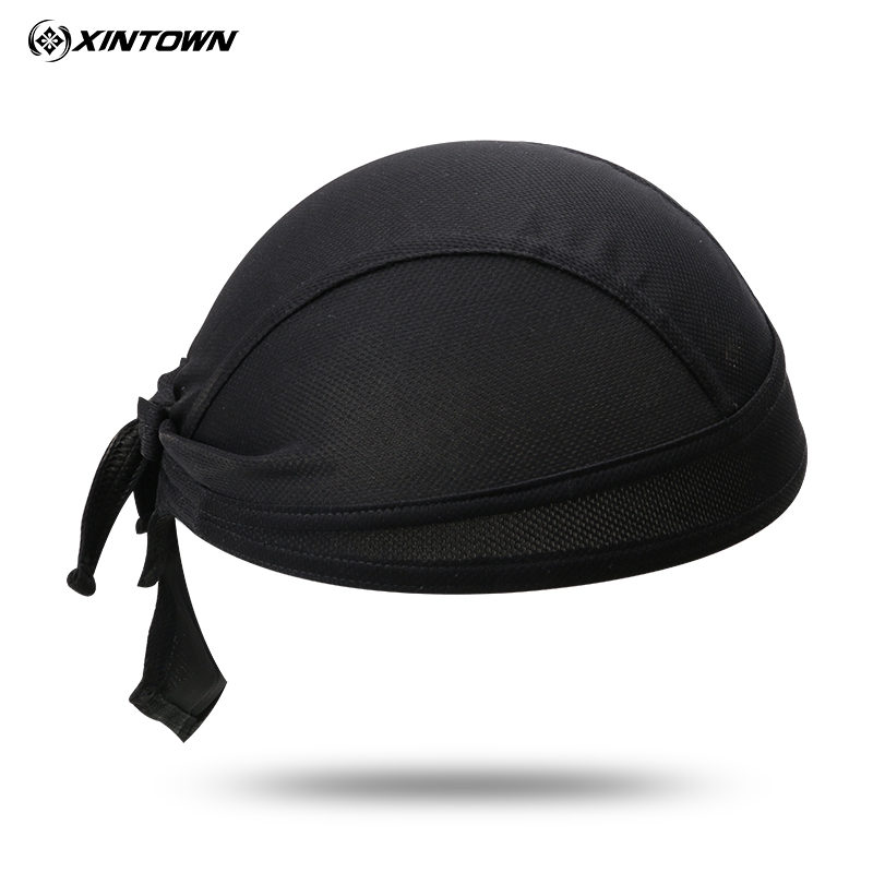XINTOWN Polyester Cycling Cap Sweatproof Sunscreen Headwear Bike Team Scarf Coif Bicycle Bandana Pirate Headband(China (Mainland))