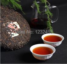 Made in 1985 Premium Yunnan puer tea Old Tea Tree Materials Pu erh 357g Ripe puerh