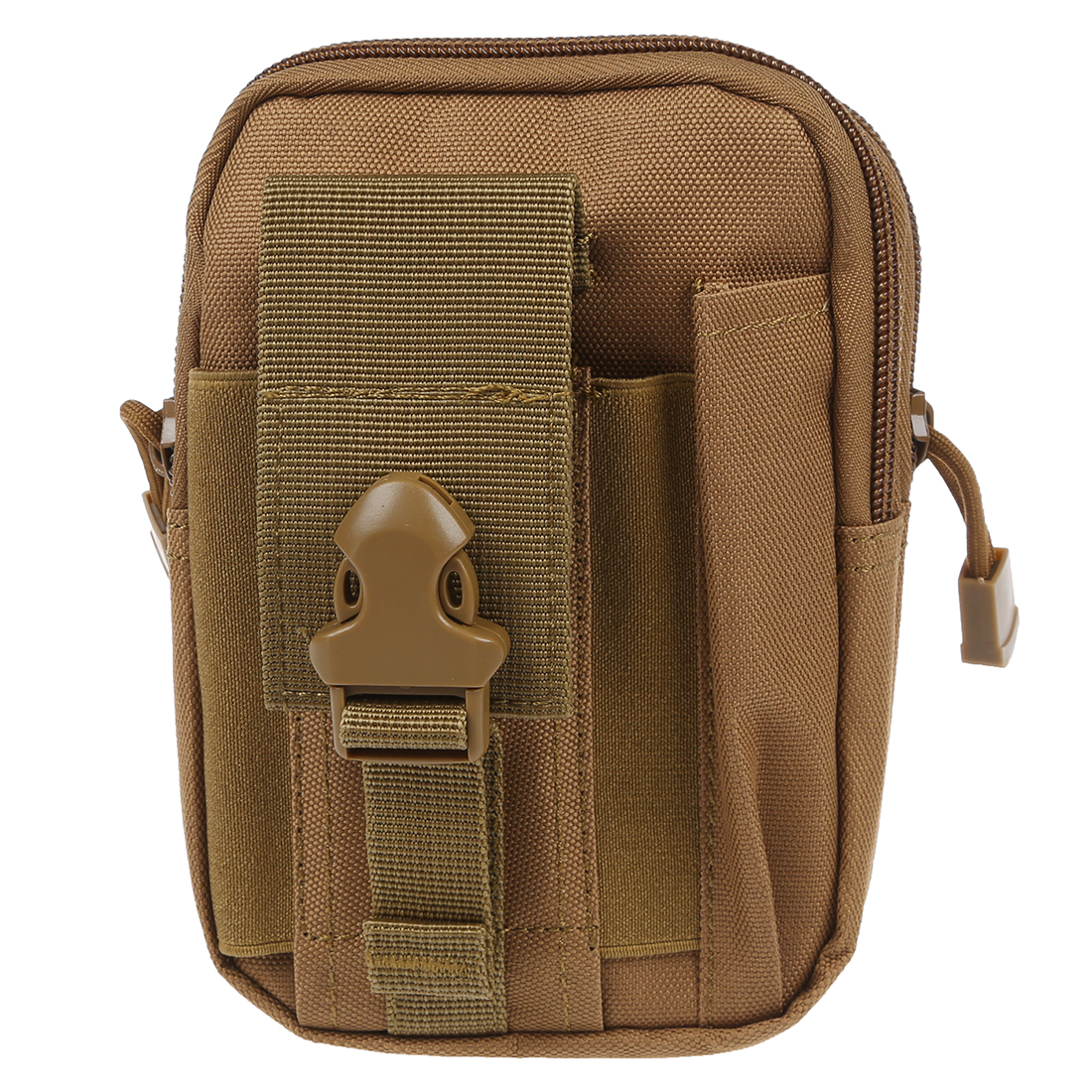 Molle Waist Bags Men's Casual Waist Pack Purse Mobile Phone Case for Phone Sand