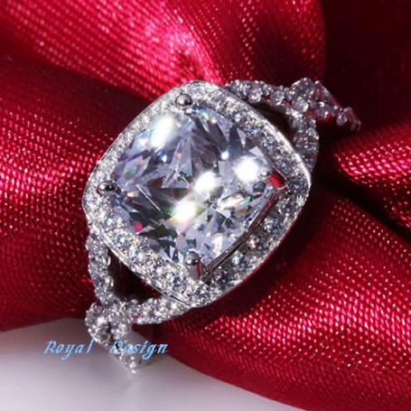 3 Carat Diamond Wedding Ring
