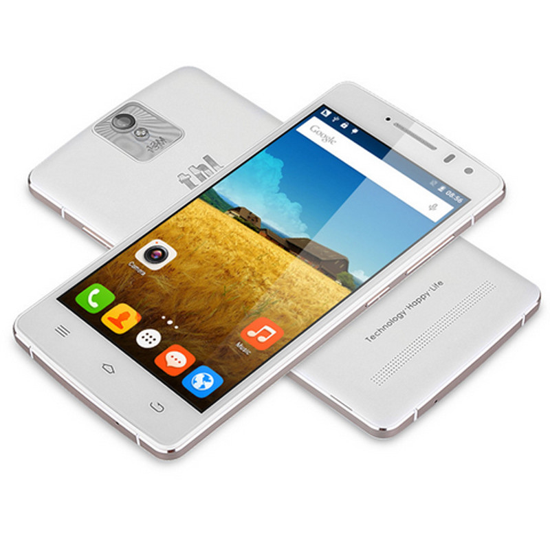 Original THL 2015A Cell Phone 2G RAM 16G ROM MT6735 Quad Core 1.3GHZ 2700mAh 5.0″ Camera 13.0MP Android 5.1 Dual SIM Smartphone