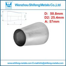 2''-1'' SS304 Sanitary Concentric reducer(China (Mainland))