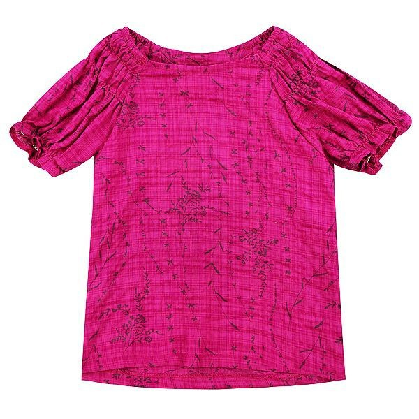 2015 Brand Fashion Girls Blouse Children T Shirts O-Neck Cotton Solid Color Kids Casual T-shirt Short Sleeve Tops Girl Shirt(China (Mainland))