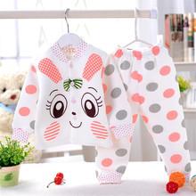 hot selling set new 2016 brand babys cotton sleepwear boys pyjamas girls cartoon clothing kids pajama 2 pcs set  free ship(China (Mainland))
