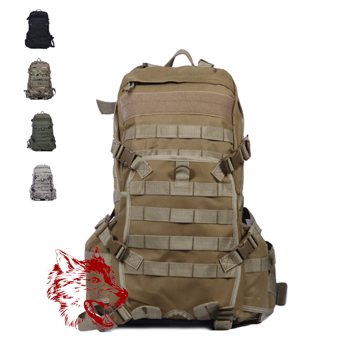 Men Women Unisex TAD Outdoor Military Tactical Backpack Camping Hiking Bag Rucksacks