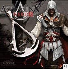 2014 New Fashion Assassins Creed Deiss Necklace Pendant Accessories Surrounding the New Game Fashion Jewelry wholesale