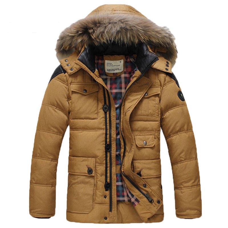 Купить Куртку С Мехом Аляску Мужскую