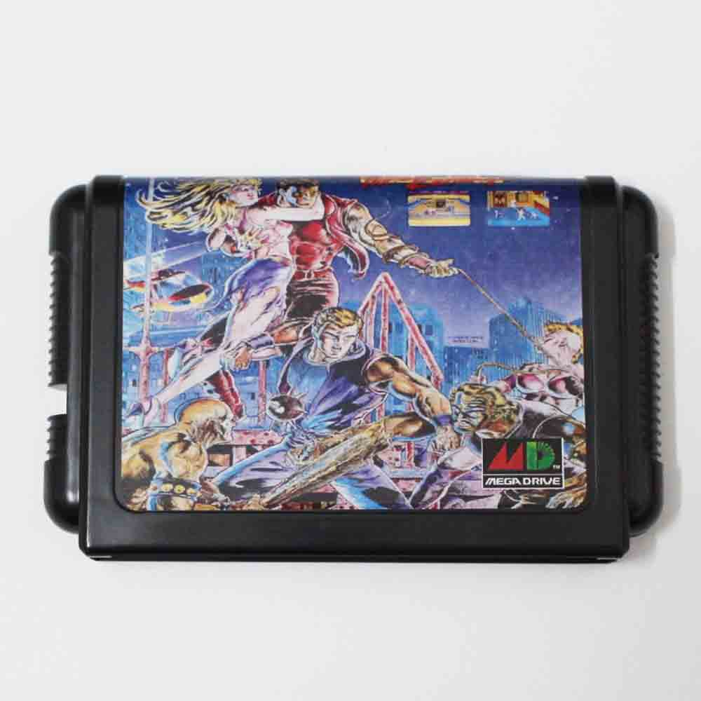 Double Dragon  II The Revenge 16 bit MD Video Game Card For Sega Mega Drive For Genesis-in Game Memery from Consumer Electronics on Aliexpress.com | Alibaba Group