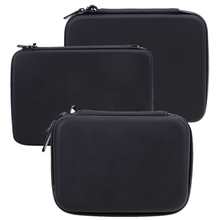 Buy S/M/L Size Black Portable Case Waterproof Portable Travel Storage Collection Bag Case GoPro Hero 3 4 2 Sport Camera for $6.31 in AliExpress store