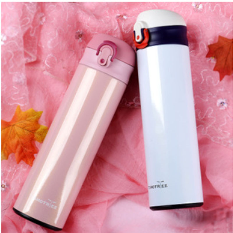 Stainless Steel 304 Vacuum Flask Business Gifts Cups Thermo Cup Coffee Travel Termos 500ml 350ml Garrafa Termica Thermo Mug(China (Mainland))