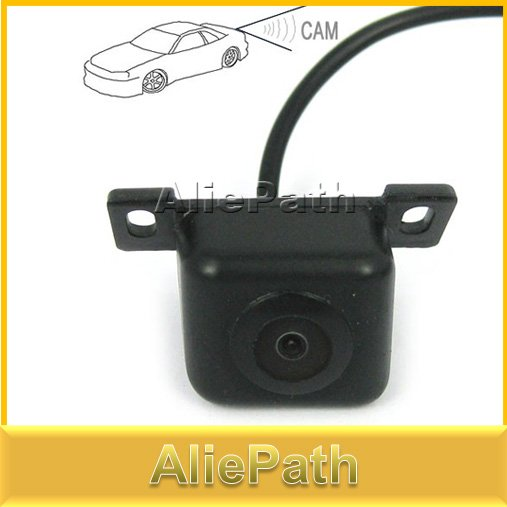 All Car Universal 480 TVL HD Car Rear View Reverse Camera for Backup Parking with Waterproof Wide Angle Lens, Free Shipping(China (Mainland))