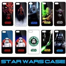 2016 Popular StarWars Hard Back Cover Case For iPhone 5 5s 6 6s phone hood capinhas skin Starwars Cover