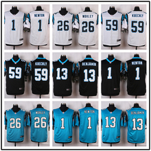 For Mens,Luke Kuechly,Thomas Davis,Jonathan Stewart,Kelvin Benjamin,Cam Newton,Greg Olsen,PIC Panther free shipping(China (Mainland))