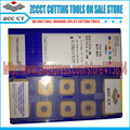 Free Shipping 40 inserts Lot SEET12T3 DM YBM251 Original ZCC CT Cemented Carbide CNC Milling Inserts