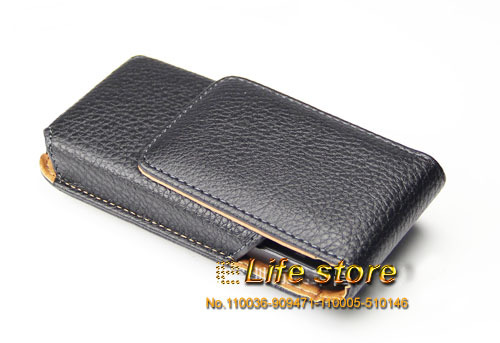 Vertical PU Case Belt Clip Leather Phone Lenovo P90 A916 S856 S90 Sisley A850 plus A850+ S939 A680 a6000 K80 - Love-Case-Business store
