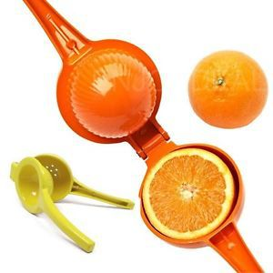 Гаджет  NewNew Mini Manual Hand Held Lemon Squeezer Orange Citrus Press Juice Juicer #2014 None Бытовая техника