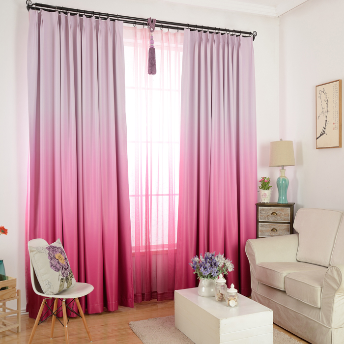 curtains for a purple bedroom