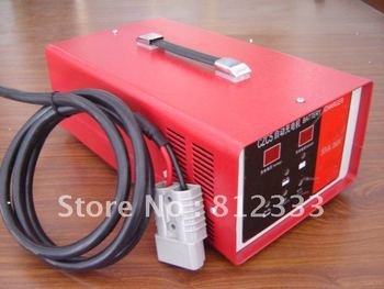 Shanghai Shineng CZC5 12V 25A Intelligent High Frequency Battery Charger For Electric Forklift Stacker Pallet