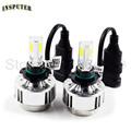 3000k 6000K 9005 Replace LED Headlight Kit Bulb for COB led chip single Beam lights 72W