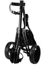 Golf charter tricycle hand cart cart bracket of golf car shock fold golf supplies 3wheels Pull cart Foldable Trolley with Brake(China (Mainland))